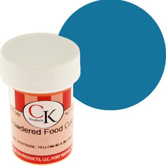 Sky Blue CK Powdered Food Color
