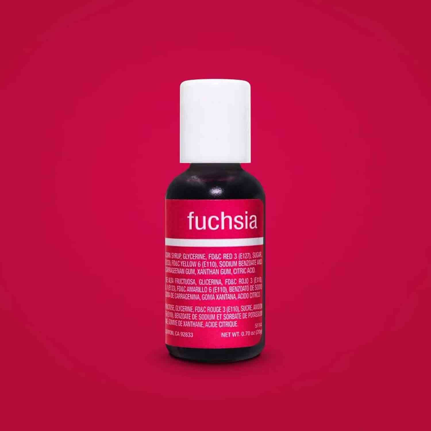 Fuchsia Liqua-gel® Food Color