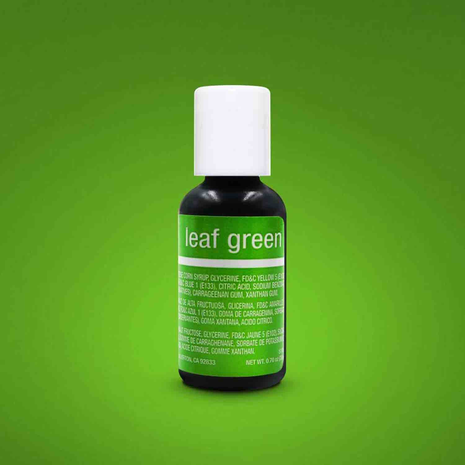 Leaf Green Chefmaster® Liqua-gel® Food Color