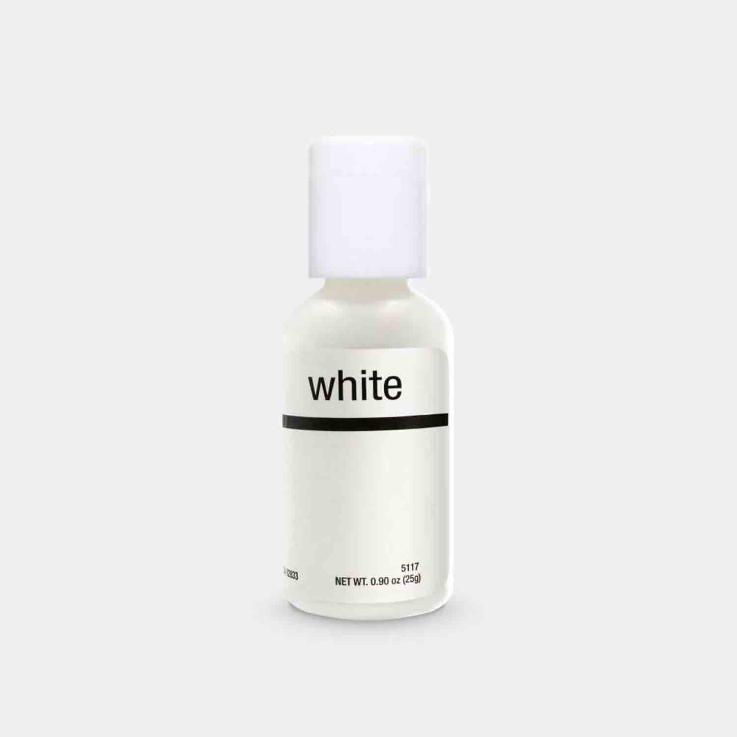 White Liqua-gel® Food Color