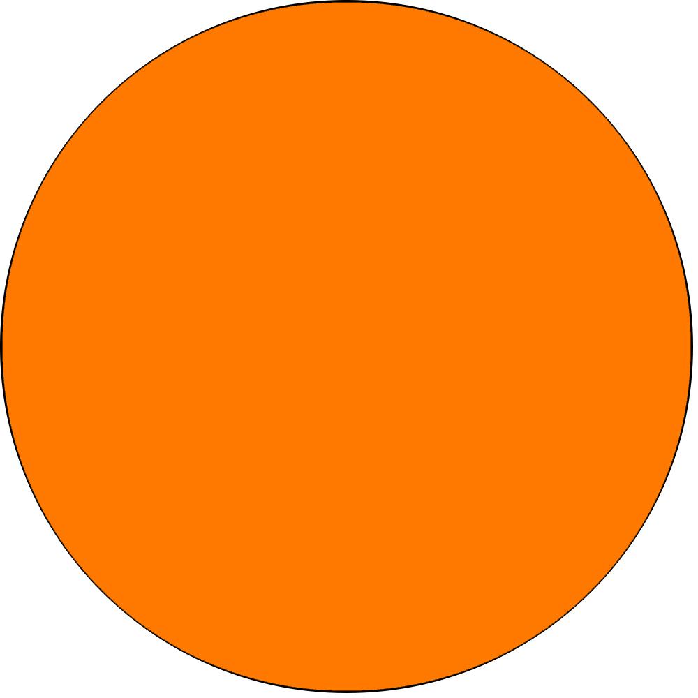 Orange CK Squeeze Gel Food Color