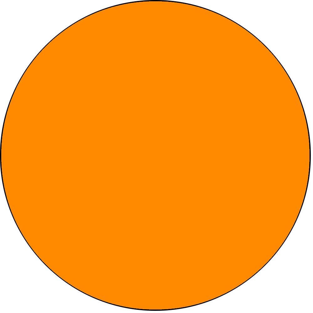 Neon Orange CK Squeeze Gel Food Color