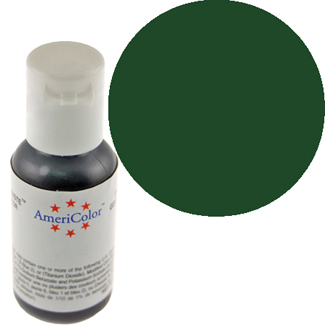 Forest Green Americolor® Soft Gel Paste Food Color