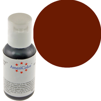 Maroon Americolor® Soft Gel Paste Color