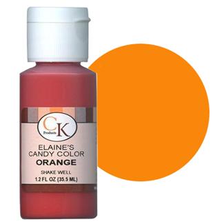 CK (Elaine's) Liquid Orange Candy Color