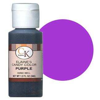 CK (Elaine's) Liquid Purple Candy Color