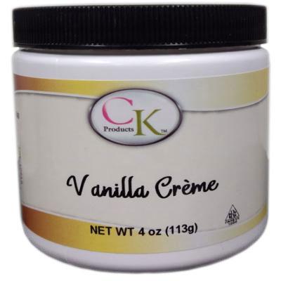 Vanilla Creme Powdered Flavoring