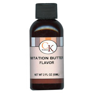 Butter Extract 2 oz.