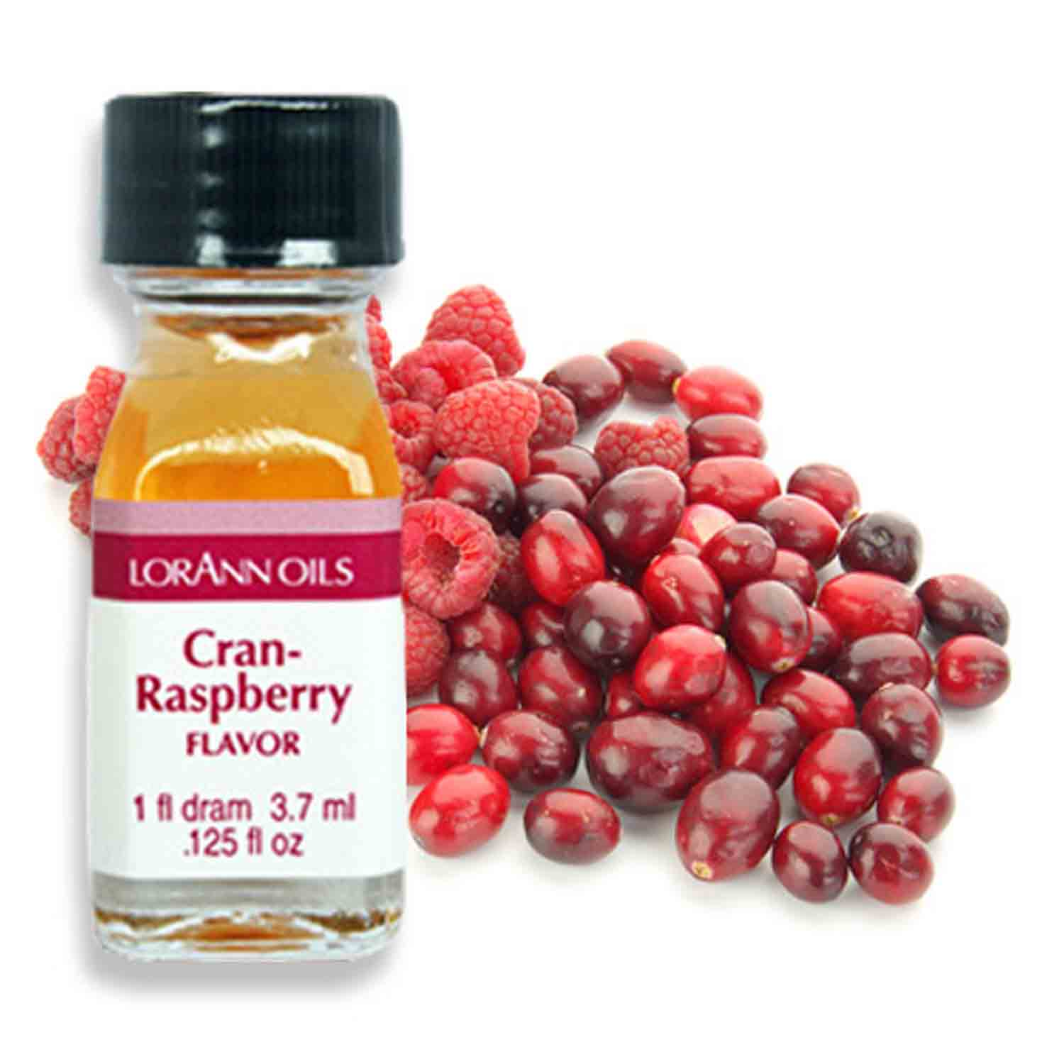 Cran Raspberry Super-Strength Oil