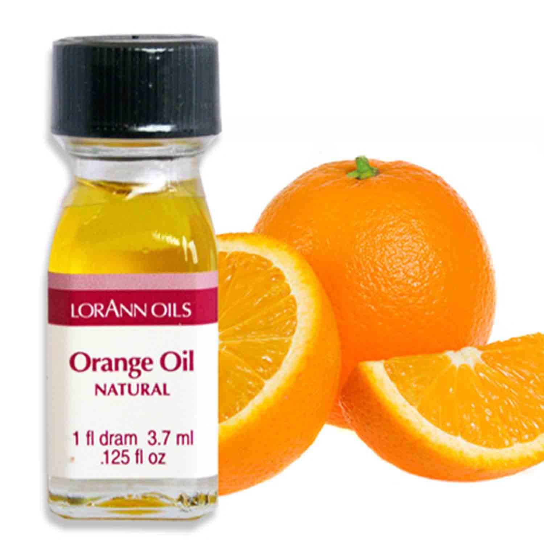 Orange LorAnn Super-Strength Oil