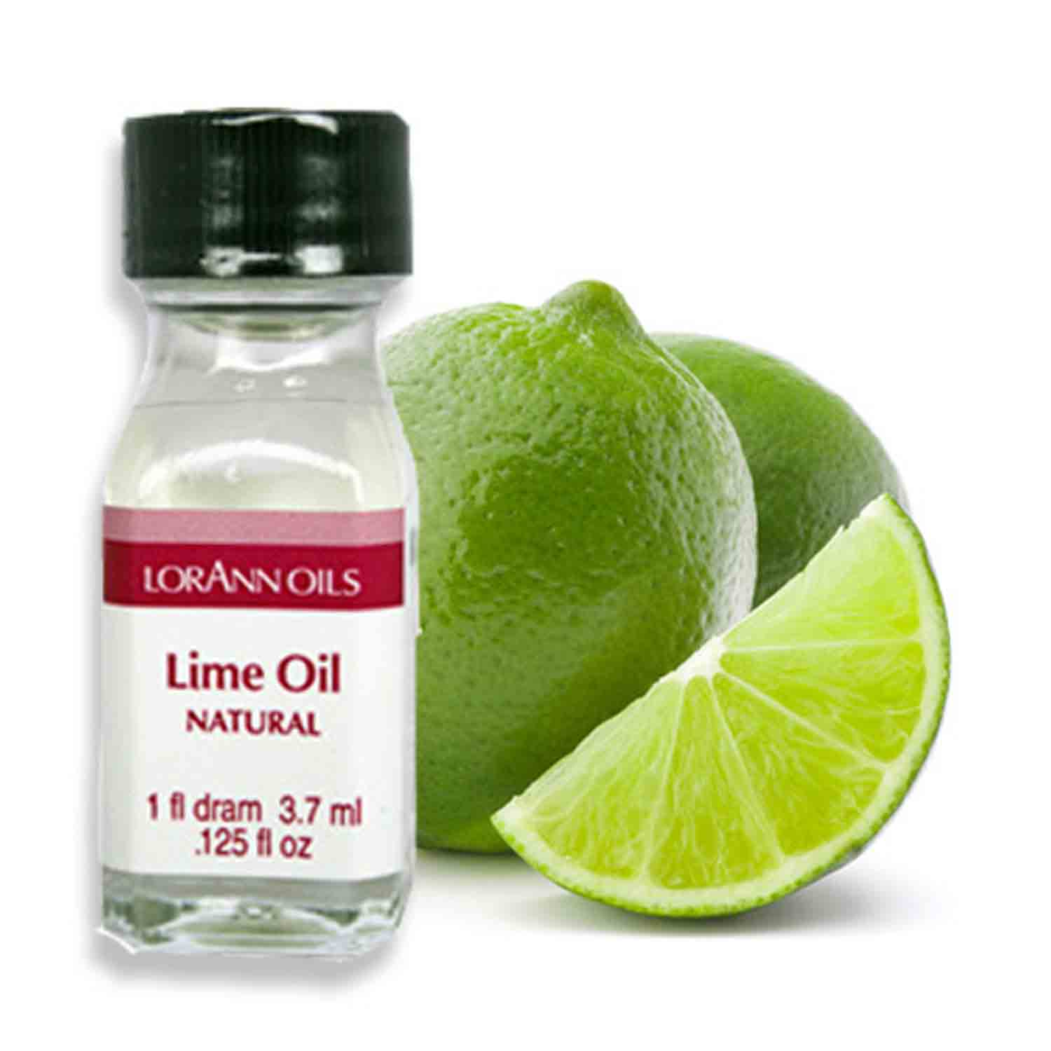 Lime Super-Strength Oil