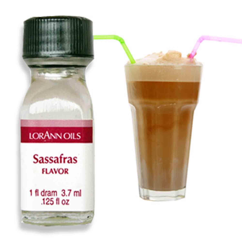 Sassafras LorAnn Super-Strength Oil