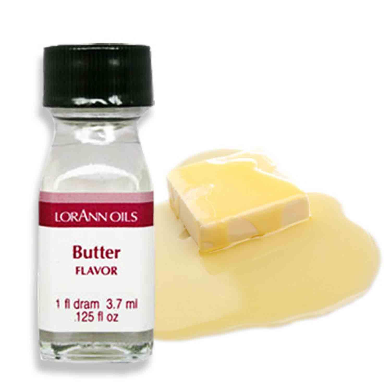 Butter LorAnn Super-Strength Flavor