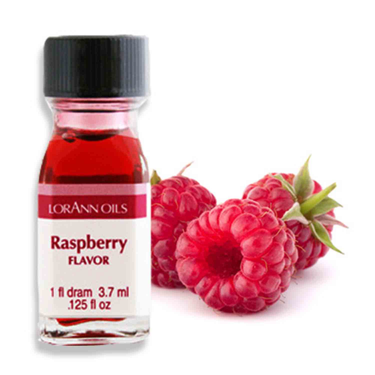 Raspberry Super-Strength Flavor