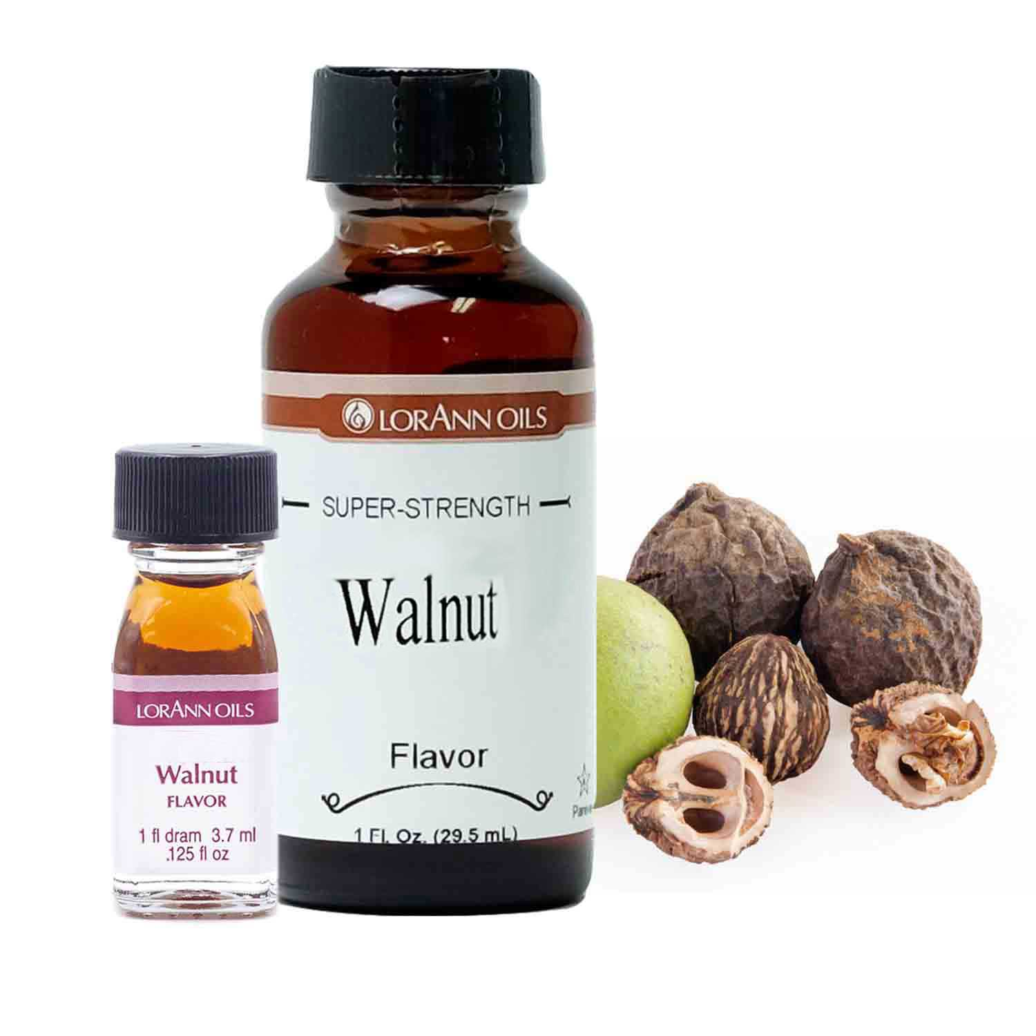Black Walnut LorAnn Super-Strength Flavor