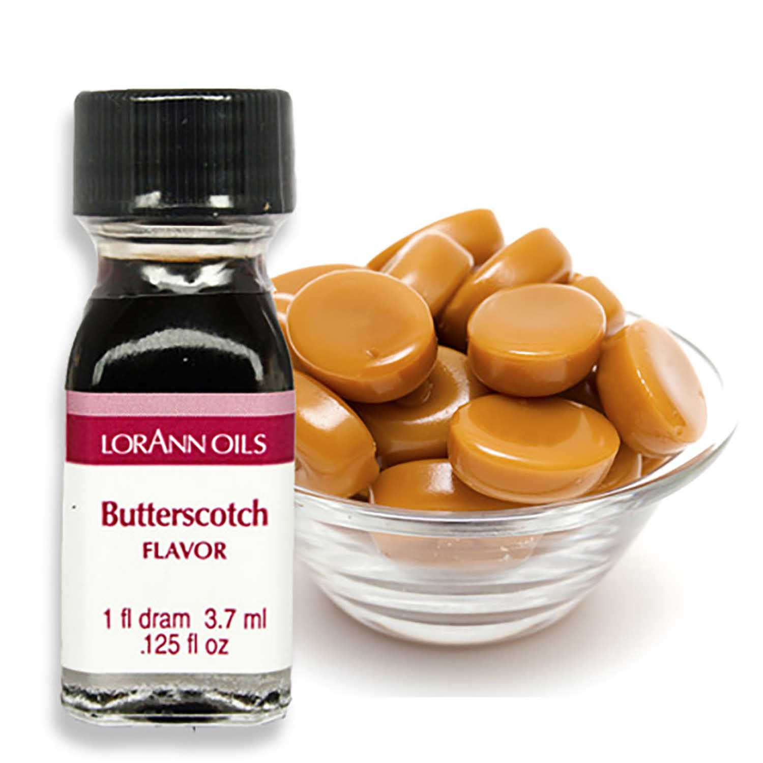 Butterscotch Super-Strength Flavor