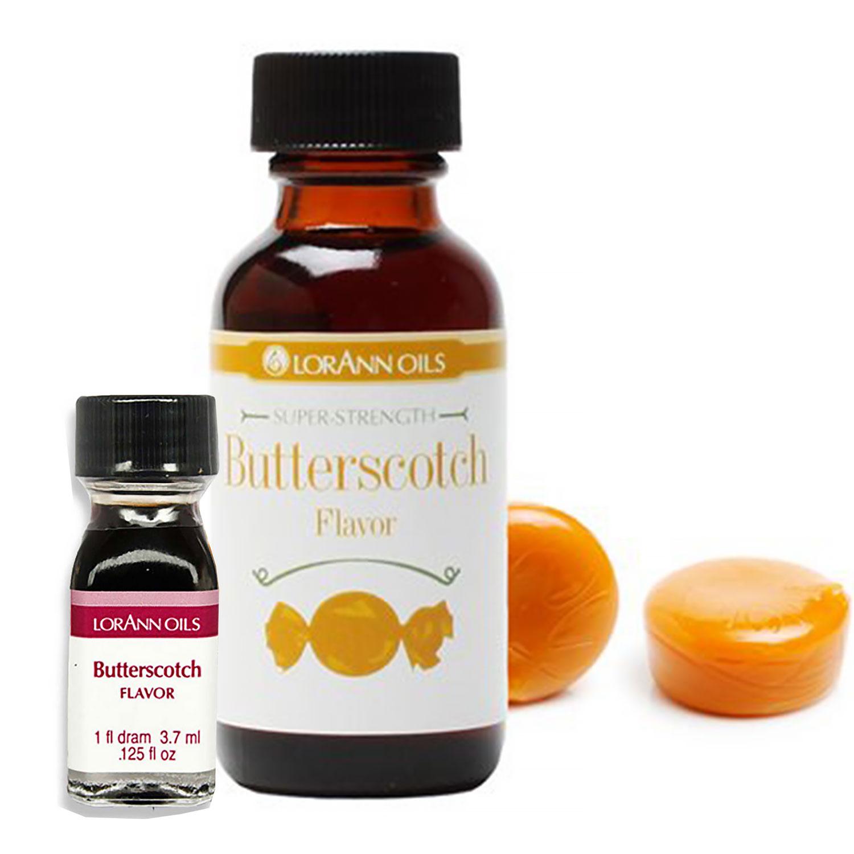 Butterscotch LorAnn Super-Strength Flavor