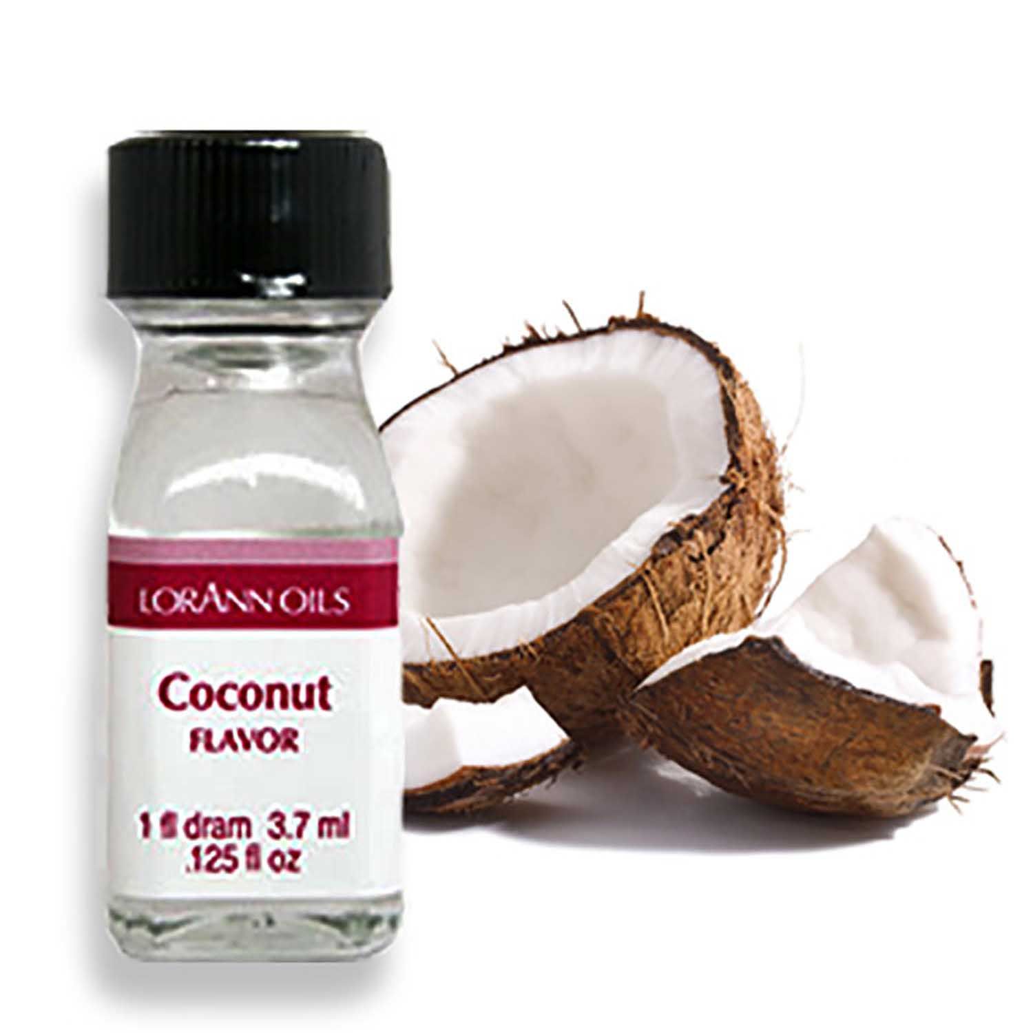 Coconut LorAnn Super-Strength Flavor