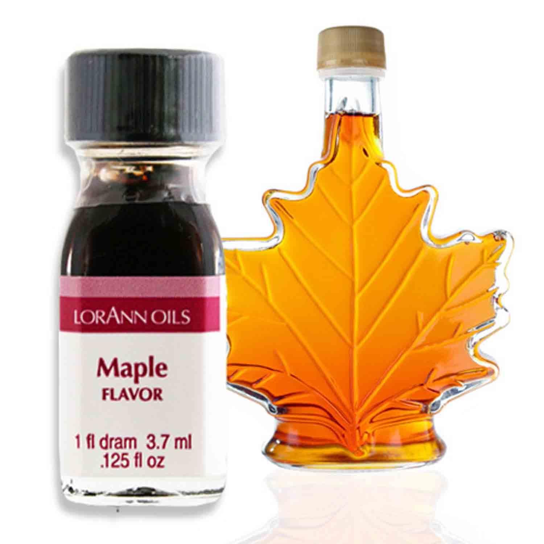 Maple LorAnn Super-Strength Flavor