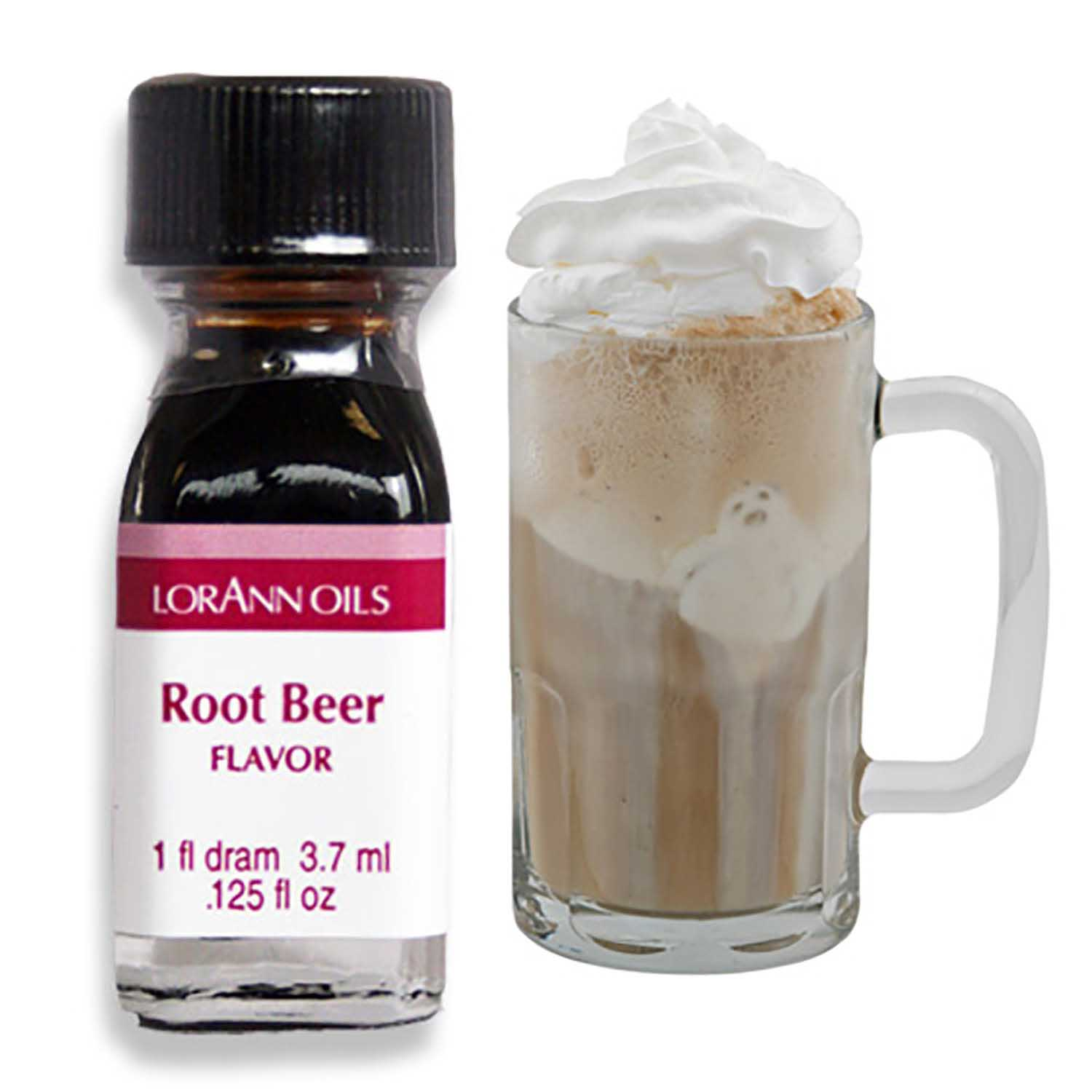Root Beer LorAnn Super-Strength Flavor