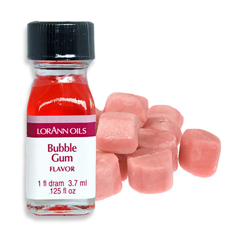 Bubble Gum Super-Strength Flavor