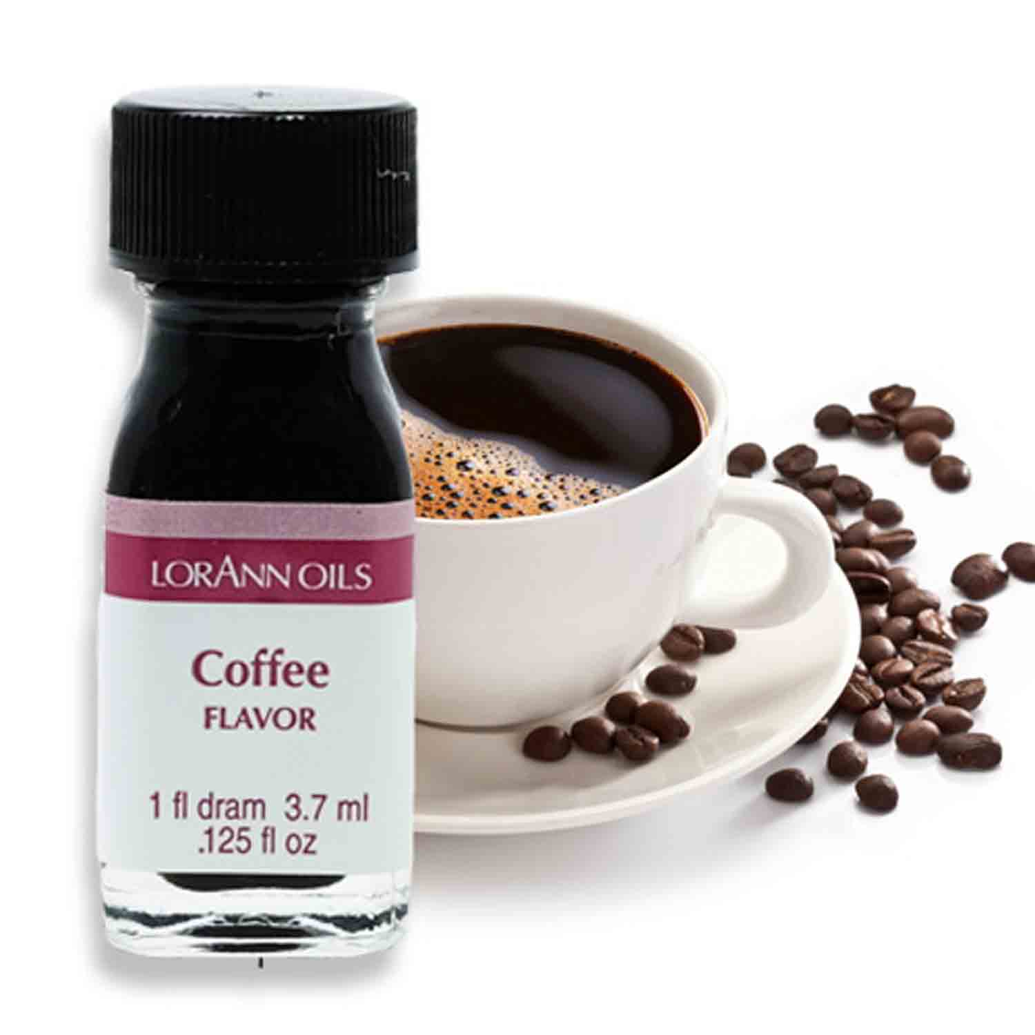 Coffee Super-Strength Flavor