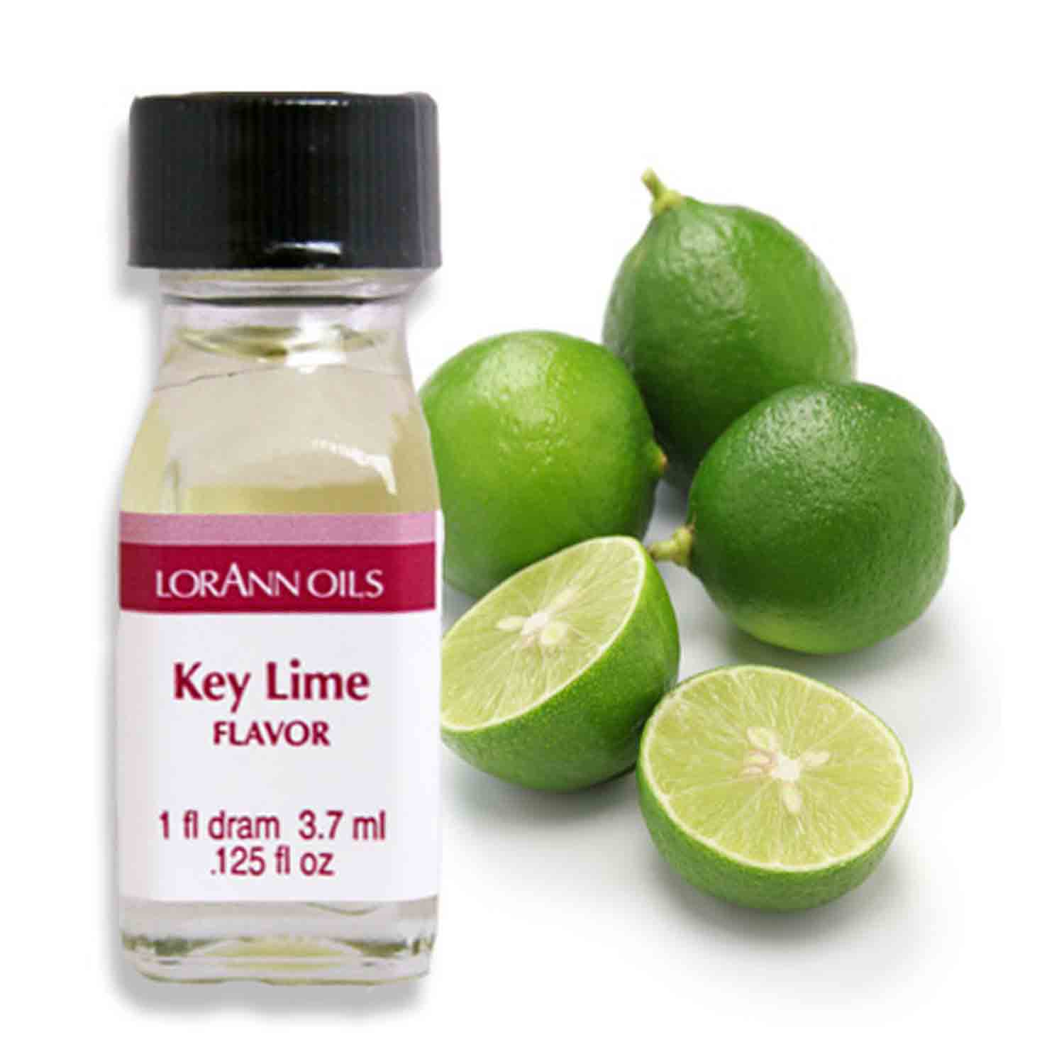 Key-Lime Super-Strength Oil