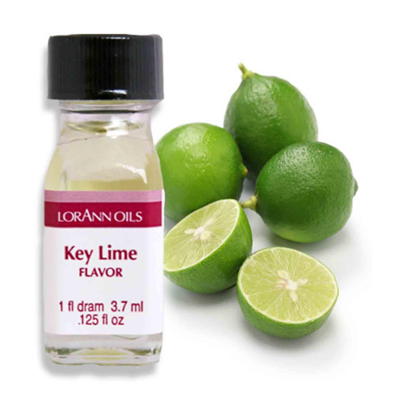 Key-Lime LorAnn Super-Strength Oil