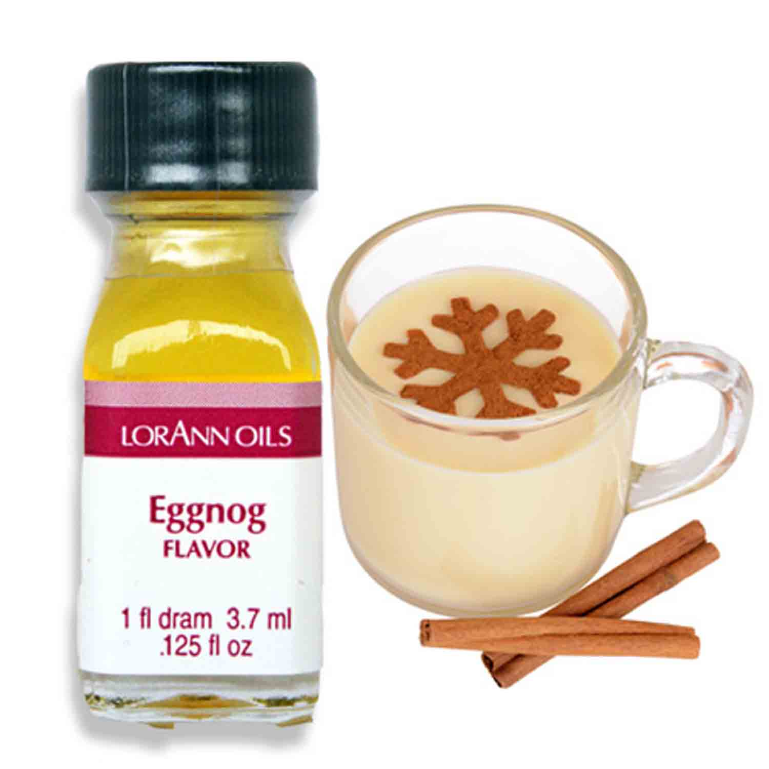 Eggnog LorAnn Super-Strength Flavor