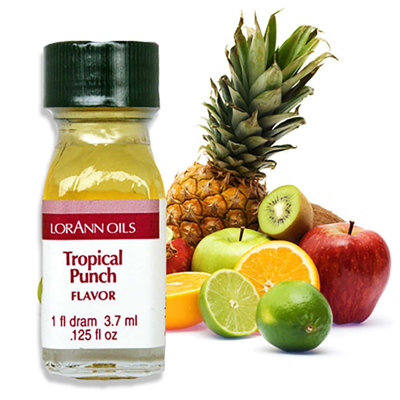 Tropical Punch LorAnn Super-Strength Flavor