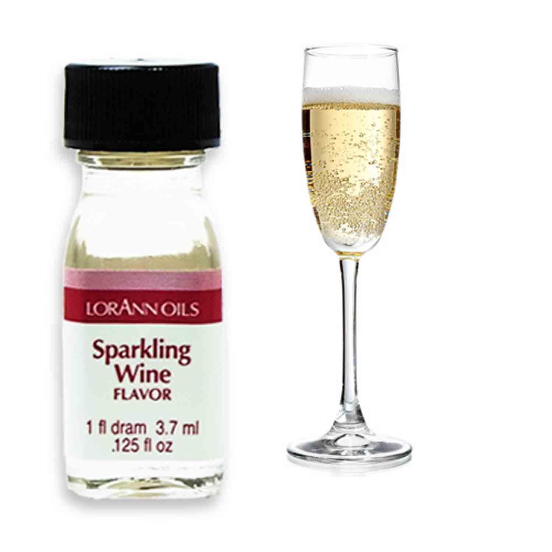 Sparkling Wine LorAnn Super-Strength Flavor