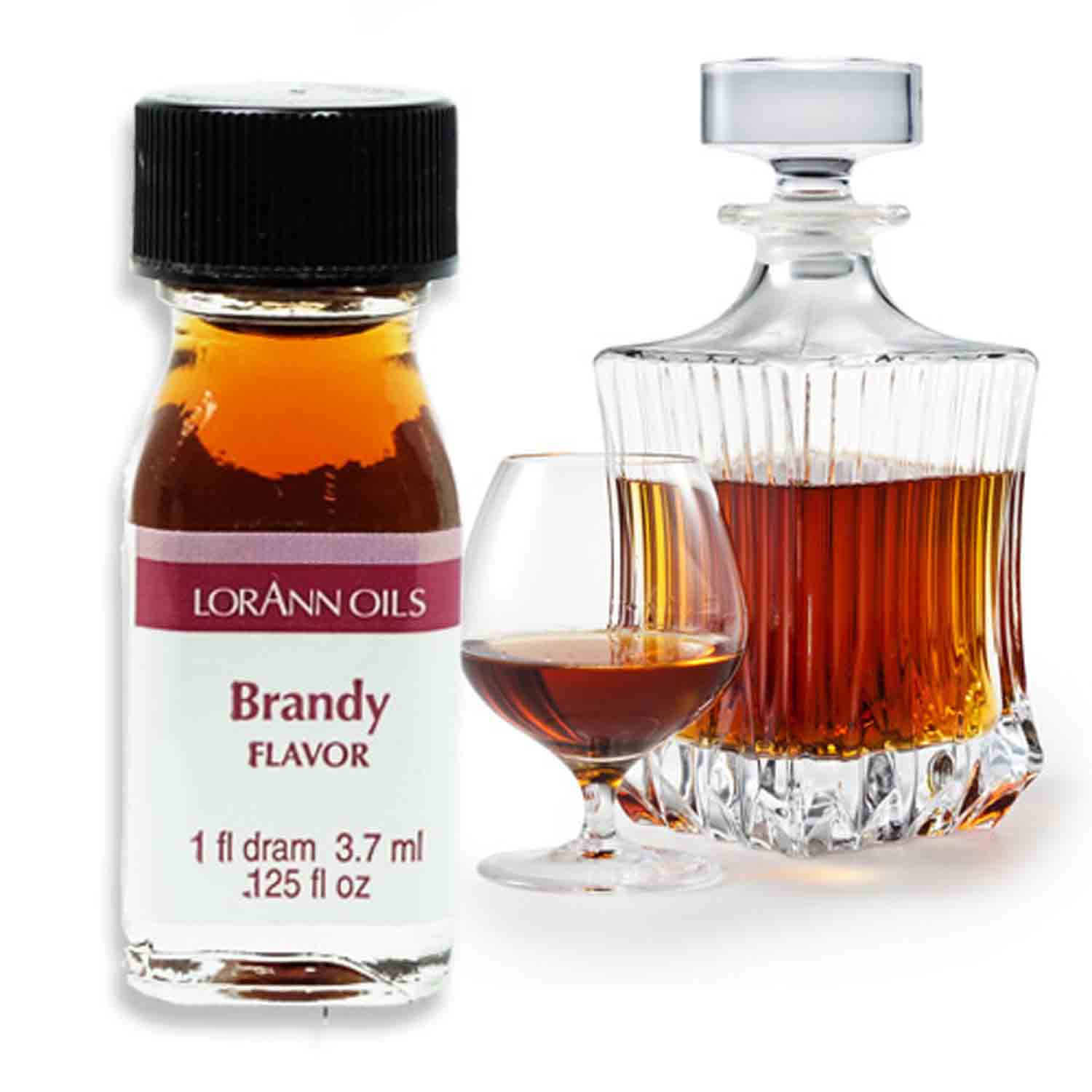Brandy Super-Strength Flavor