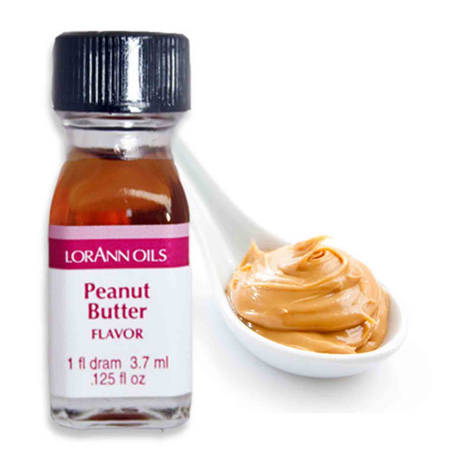 Peanut Butter Super-Strength Flavor