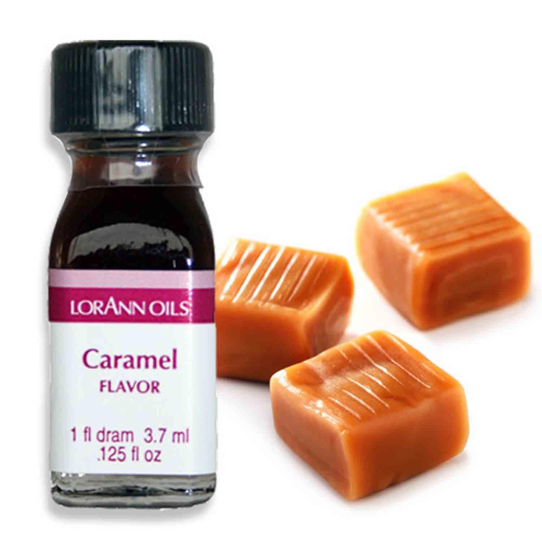 Caramel LorAnn Super-Strength Flavor