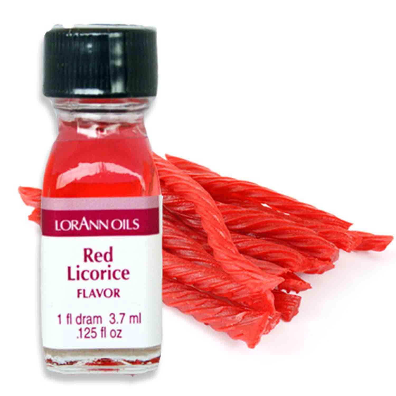 Red Licorice LorAnn Super-Strength Flavor