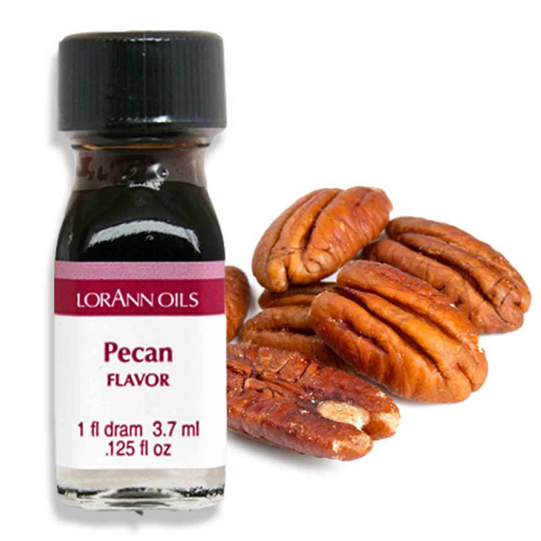 Pecan LorAnn Super-Strength Flavor