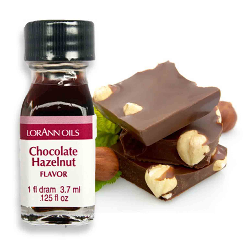 Chocolate Hazelnut LorAnn Super-Strength Flavor