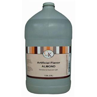Almond Flavor 1 gallon