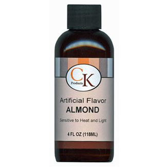 Almond Flavor 4 oz.