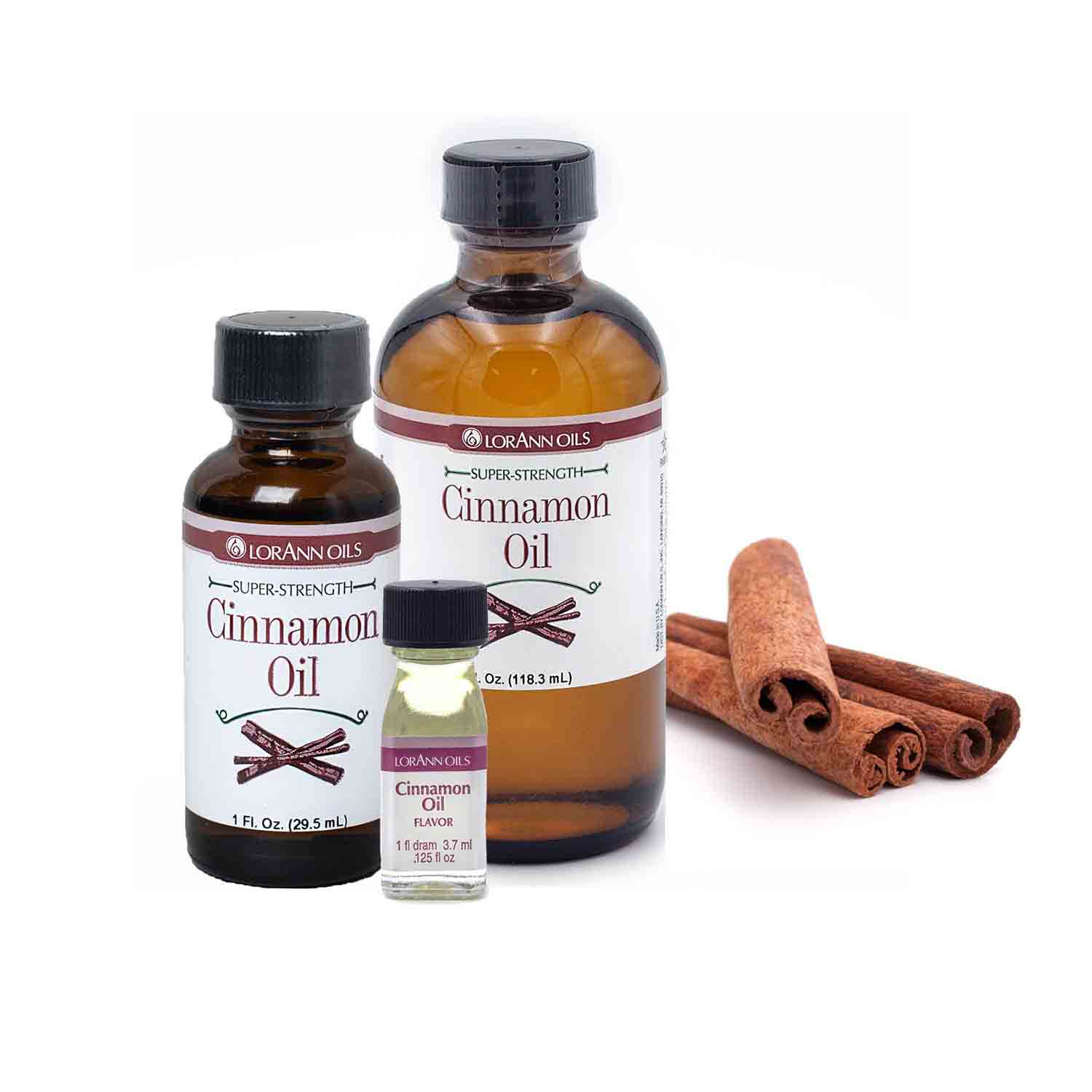 Cinnamon Super-Strength Oil