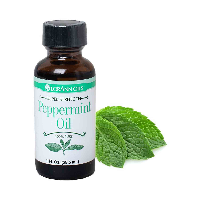 Peppermint Super-Strength Oil