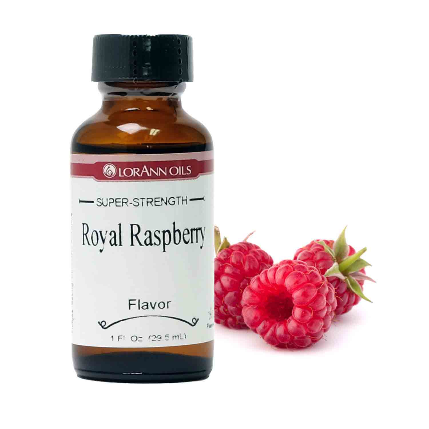 Royal Raspberry Super-Strength Flavor