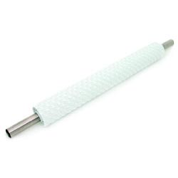 Deep Basketweave PME Rolling Pin With Handle