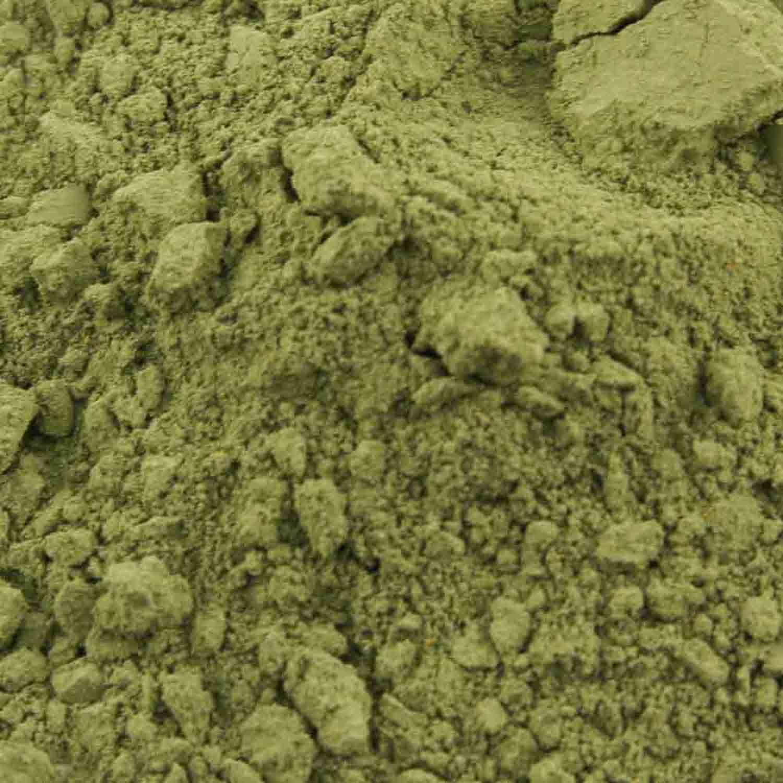 Paradise Green Petal Dust