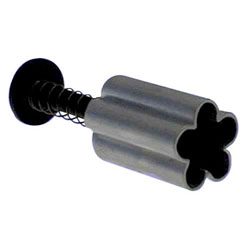 Small Flower Blossom Plunger Cutter