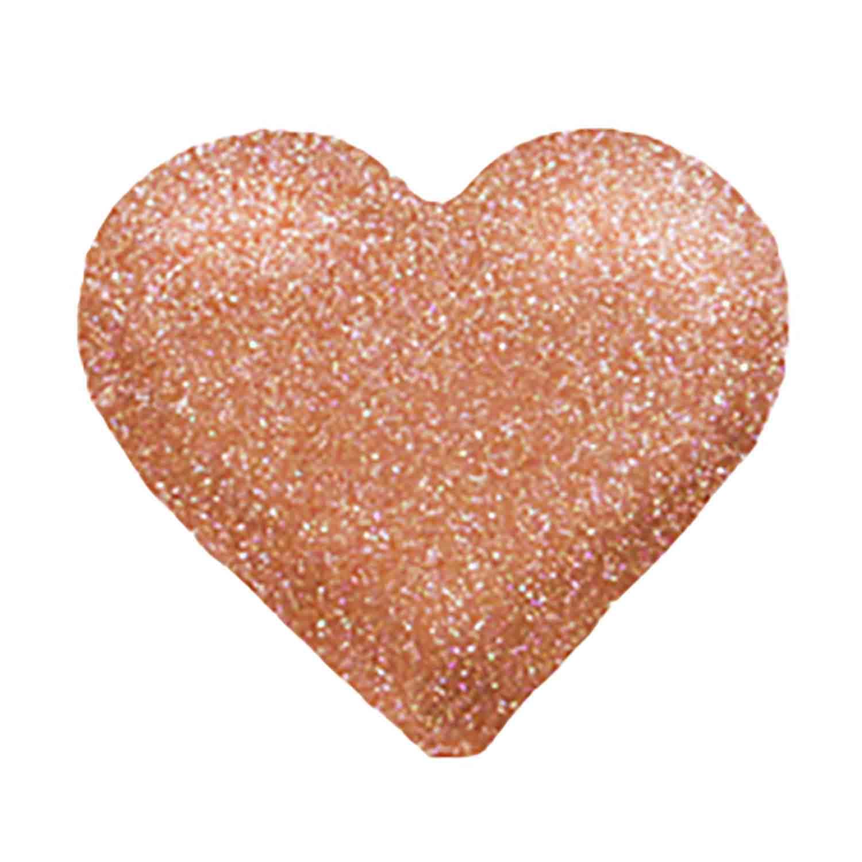 Rose Gold Designer Luster Dust
