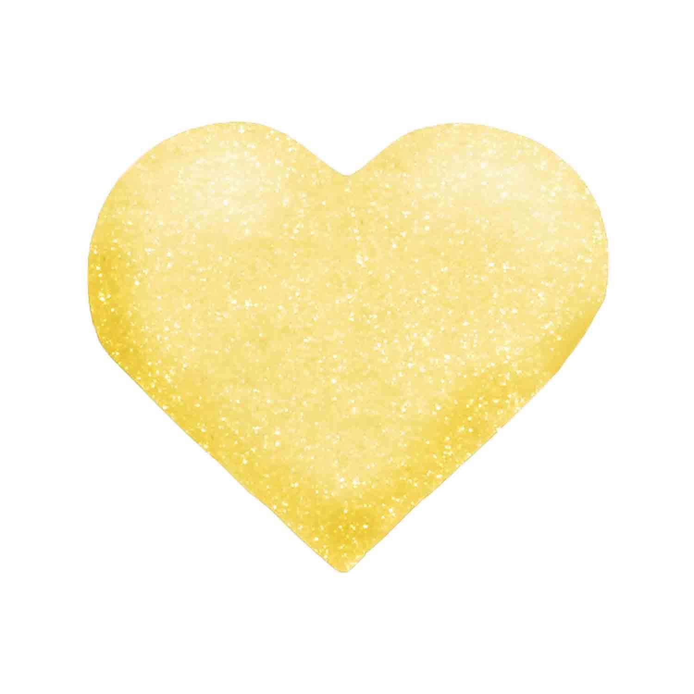 Sunny Yellow Designer Luster Dust