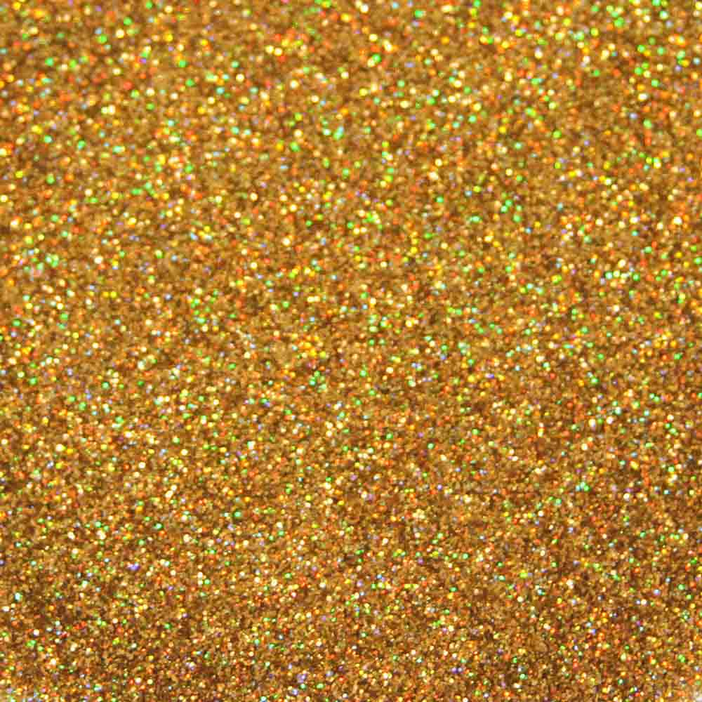 Glitter Gold: Hologram Gold Disco Glitter Dust - 43-1877