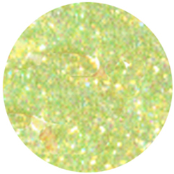 Baby Yellow Disco Glitter Dust
