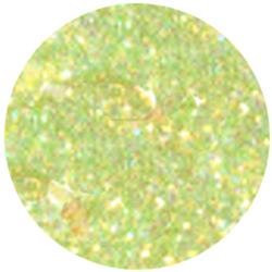 Baby Yellow Disco Glitter Dust